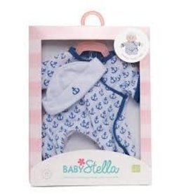 Manhattan Toy Baby Stella Outfits - Anchors Away