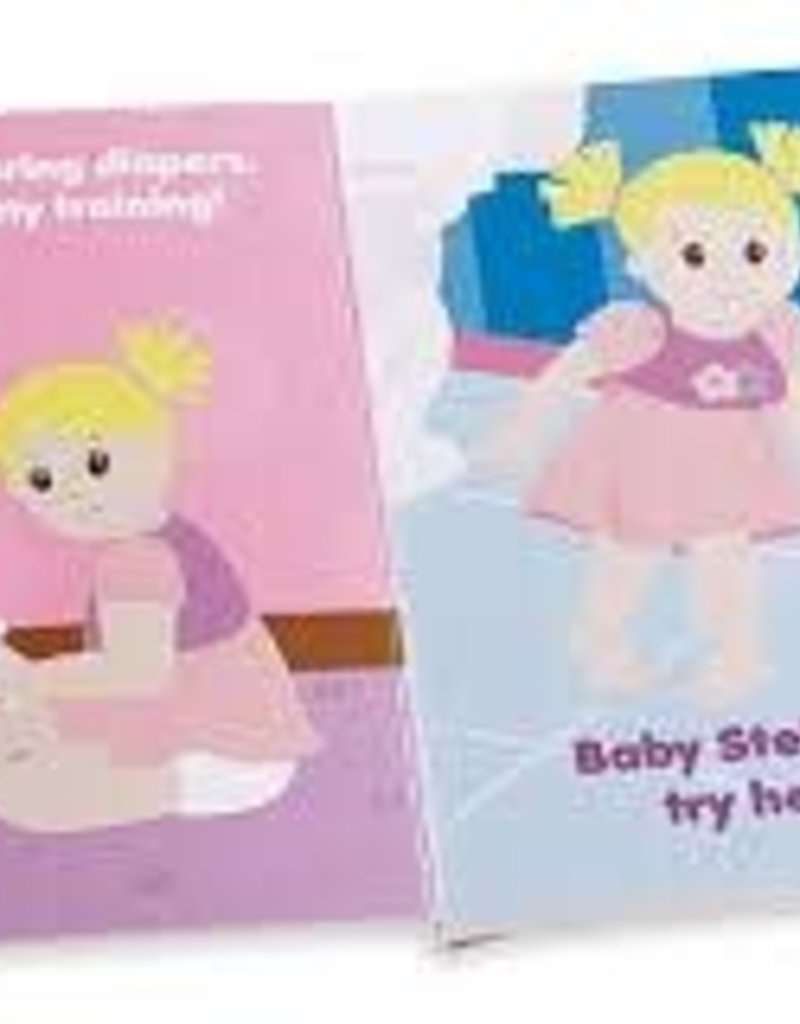 Manhattan Toy Baby Stella - My Big Girl Potty Book