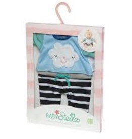 Manhattan Toy Baby Stella Outfits - Happy Little Cloud
