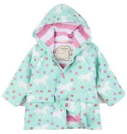 Hatley Hatley - Colour Changing Galloping Horses Raincoat