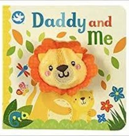 Daddy and Me - Board Book w Puppet