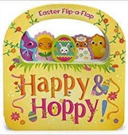 Cottage Door Press Happy & Hoppy:  Easter Flip-A-Flap