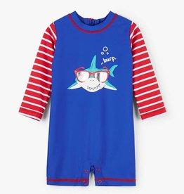 Hatley - Cool Shark Baby Rashguard One-Piece