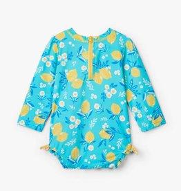 Hatley - Cute Lemons Baby Rashguard Swimsuit