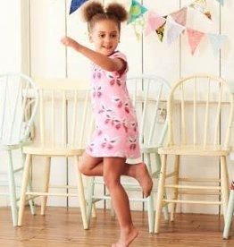 Hatley Hatley - Decorative Butterflies Tee Shirt Dress