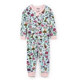 Hatley Hatley - Forest Sprites Organic Cotton Coverall