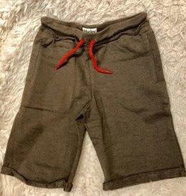 Hatley Hatley - Brown Rolled Bermuda Shorts