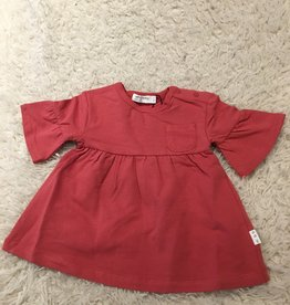 Miles Baby Miles Baby - Rose Flared Tee Knit Dress