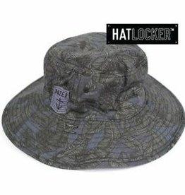 Dozer Dozer -Boys Black Floppy Bucket Hat - Jakey