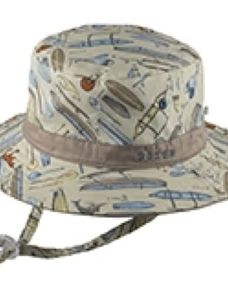 e14cdcaf Millymook Dozer - Baby Boy Bucket Hat - Koa Stone - Bearheart Kids ...