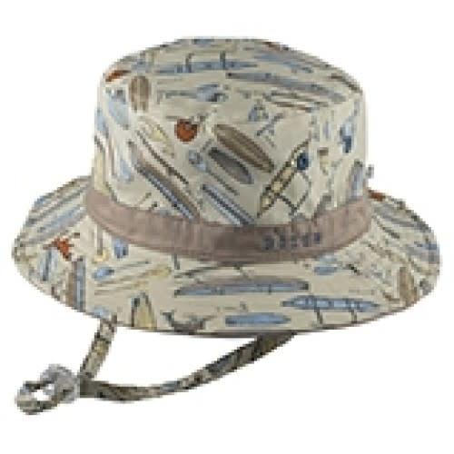 fd218961f Millymook Dozer - Baby Boy Bucket Hat - Koa Stone