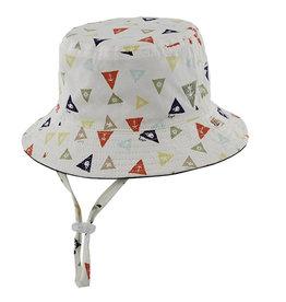 Millymook Dozer  - Baby Boy Bucket Hat - Ahoy