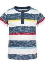 Minymo Minymo - Faded Stripe Tee