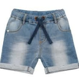 Minymo Minymo - Faded Soft Denim Short