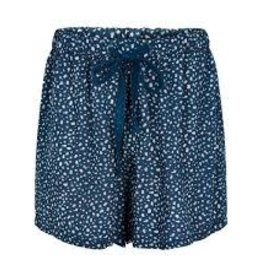 Minymo Minymo - Blue Speckled Woven Short
