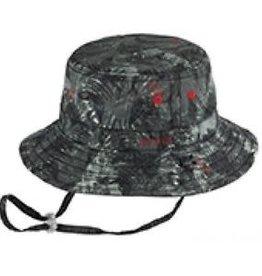 Dozer Dozer - Boys Bucket Hat - Huxley Grey