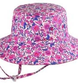Millymook Millymook - Girls Floppy Hat - Ruby