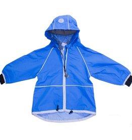 Calikids Calikids - Unlined Rain Jacket Blue