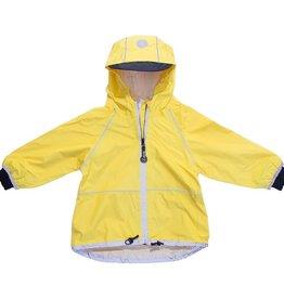 Calikids Calikids - Unlined Rain Jacket Yellow