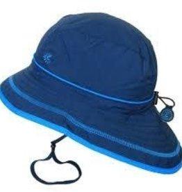 Calikids Calikids - Quick Dry Hi/Lo Bucket Hat Navy/Royal