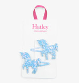 Hatley Hatley - Dazzling Unicorns Snap Hair Clips
