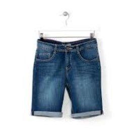 Losan Losan - Denim Bermuda Shorts w Cuff