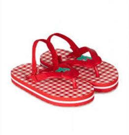 Losan Losan - Red Cherry Flip Flops