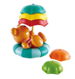 Hape Hape - Teddy's Umbrella Stackers 12m+