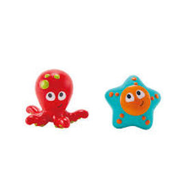 Hape Hape - Ocean Floor Squirters (Unscrew & Wash) 18m+
