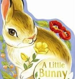 Cottage Door Press A Little Bunny - Board Book