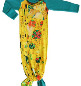 Inchworm Alley Inchworm Alley - The Kiss, Klimt Gown w Tie