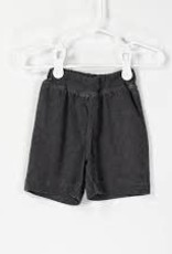 Bit'z Kids Bit'z Kids - Grey Wash Interlock Shorts