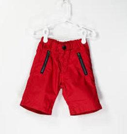 Bit'z Kids Bit'z Kids - Red Typewriter Shorts