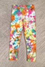 Bit'z Kids Bit'z Kids - Girls Bright Tie Dye Leggings