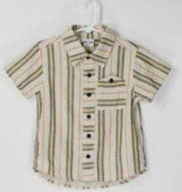 Bit'z Kids Bit'z Kids - Striped Oatmeal Shirt