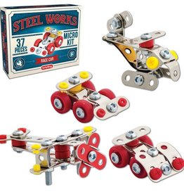 Schylling Schylling - Steel Works Micro Kits Assorted