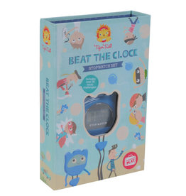 Tiger Tribe Tiger Tribe - Colouring Set Beat The Clock Stopwatch Set
