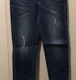 Mexx Mexx - Medium Wash Jeans w Silver Belt