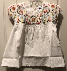 d13e66490 Mexx Mexx - White Shirt w Embroidery
