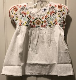 Mexx Mexx - White Shirt w Embroidery