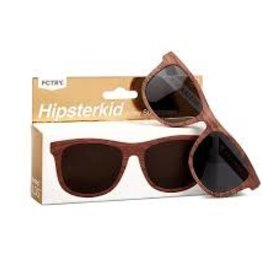 Hipsterkid Hipsterkid - Golds Sunglasses - Wood