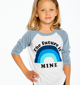 Chaser Chaser - White & Wave The Future Is Mine Tee