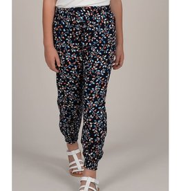 Mini Molly Mini Molly - Floral Woven Pants