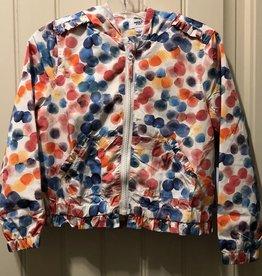 Mexx Mexx - Multicolored Dotted Mid Season Jacket