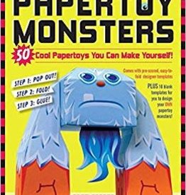 Workman Papertoy Monsters