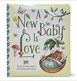 Cottage Door Press A New Baby Is Love