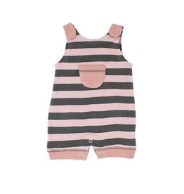 L'oved Baby L'oved Baby - Sleeveless Romper Mauve/Grey Stripe