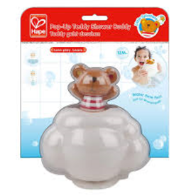 Hape Hape - Pop Up Teddy Shower Caddy