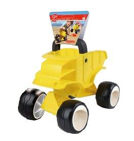 Hape HapeBeach - Dump Truck - Yellow