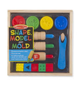 Melissa & Doug Shape Model & Mold Set